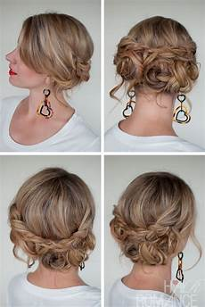 easy casual updo hairstyles casual messy braided updo the best braided updos for parties hairstyles weekly