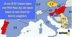 Die Pkw Maut In Europa Derfriedrich Friedrich Jeschke