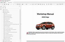 car engine manuals 2012 ford edge user handbook ford edge 2006 2010 factory repair manual