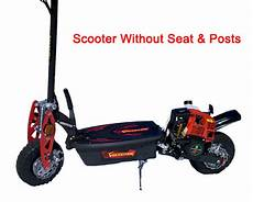 roller 4 takt new 4 stroke 49cc gas motor scooter wholesales on offroad