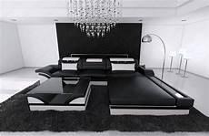 sofa led modern corner sofa orlando led l shaped leather