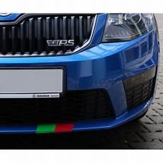 Streifen Breit F 252 R Alle Skoda Modelle Aufkleber Skoda