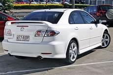 2002 Mazda 6 Gg Series 1 Luxury Sports