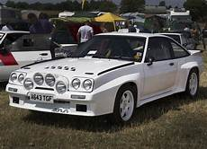 1984 white opel manta 400 coupe a643 tgf seen at the