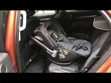 kiddy isofix 2 base and evo i size car seat unsafe