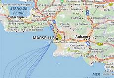 Marseilles Map Detailed Maps For The City Of Marseilles