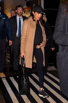 Meghan Markle Wears Athleisure In Nyc Feb 2019