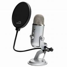 Review What S The Best Pop Filter For The Blue Yeti