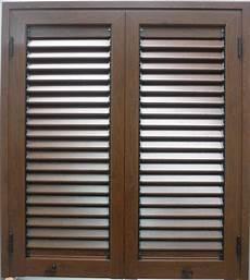 colori persiane alluminio persiane in alluminio effetto legno pannelli termoisolanti