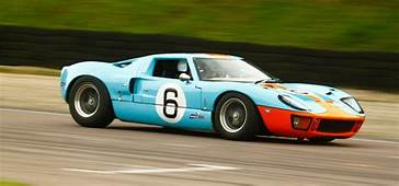 Classic 1960s Ford GT40 Racing Car Experience  Various