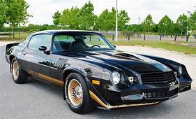 Incredible Survivor 1979 Chevrolet Camaro Z 28