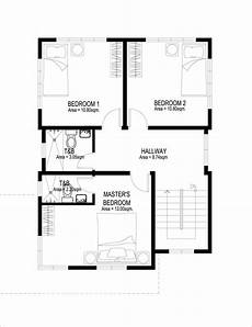 simple two story house plans two story house two story house plans series php 2014007