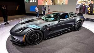 Corvette Grand Sport  Cool Cars From The 2016 Geneva