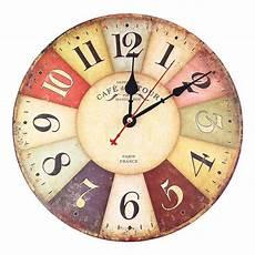 horloge murale originale 201 pique ext 233 rieur couleur et charmant horloge murale