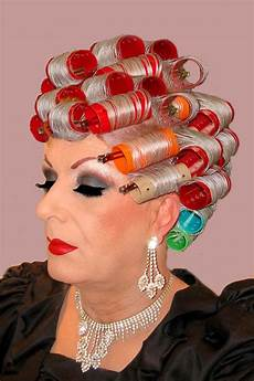 sissy boy in hair rollers 127 best images about roller sets perms and comb outs on pinterest