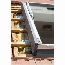 kit renovation velux raccord pour fen 234 tre de toit velux ew ck04 6000 gris