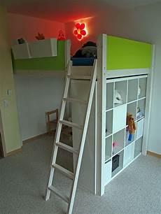 ikea hochbett kinder hochbett aus konstruktionsholz bauanleitung zum selber bauen cool ideas kid beds