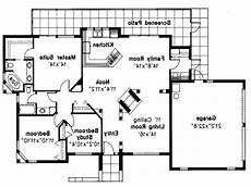 small mediterranean house plans mediterranean house plan carrizo 11 010 floor plan open