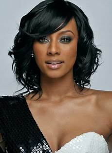 short weave hairstyles for black