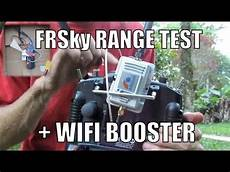 Wifi Booster Test - frsky telemetry range test with wifi booster rchacker 18