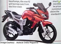 Rendering  Hotly Anticipated Yamaha Fazer 150