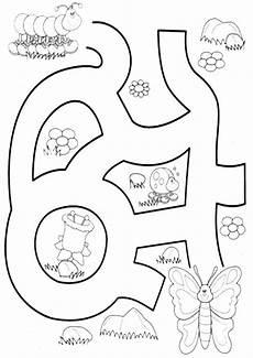 Kinder Malvorlagen Labyrinth Labyrinthe 10 Ausmalbilder Und Basteln Mit Kindern