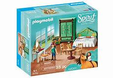 playmobil spirit free 9476 lucky s bedroom pop toys