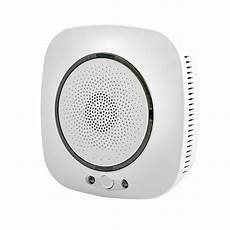 Moeshouse Wifi Smart Smoke Alarm by Moeshouse Wifi Smart Gas Leakage Security Detector