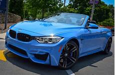 Yas Marina Blue Bmw M4 Convertible Looks Refreshing