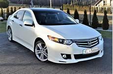 Honda Accord Type S - honda accord type s 130tyś gaz biała perła opony