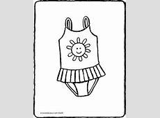 maillot de bain   kiddicoloriage