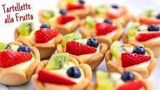 ricetta di crema pasticcera di benedetta rossi tartellette alla frutta idea da buffet ricetta facile di benedetta youtube