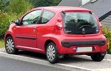 Peugeot 107 Technische Daten - peugeot 107
