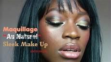 tuto maquillage maquillage peau tons marron