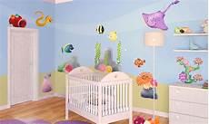 ladario per cameretta bimbo stickers murali bambini cameretta barriera corallina