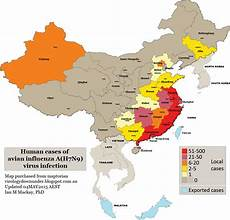 h7n9z vdu s hubei province listed its h7n9 in