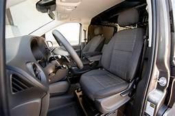 2020 Mercedes Benz Metris Cargo Van Interior Photos  CarBuzz