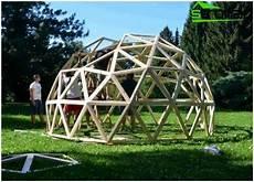 Kuppel Haus Bauen - jak obliczyć i zbudowanie kopuły geodezyjnej geod 228 tische