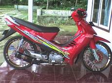 Modifikasi Shogun R by Suzuki Shogun 125 R Modifikasi Thecitycyclist