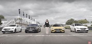 AMG BATTLE Mercedes GT Versus C 63 S Coupe And