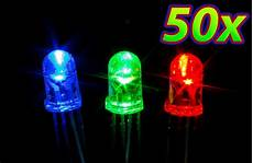 50 Pack 5mm Rgb Led From Upgradeindustries On Tindie