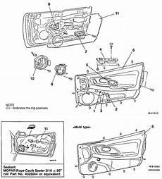 on board diagnostic system 1998 chrysler sebring windshield wipe control service manual 1998 chrysler sebring how to remove window handle crank service manual how to