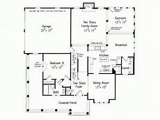 house plans with sunrooms house plans sunrooms escortsea house plans 160677