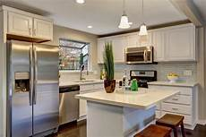 how to maximize space in a small kitchen bianco renovations