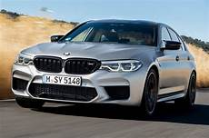 first 2019 bmw m5 competition automobile magazine