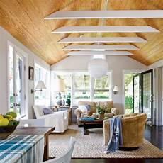 Decorating Ideas For Vaulted Ceiling Living Rooms by Vaulted Ceilings Living Room Creative Coastal Room