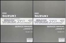 free online auto service manuals 2002 suzuki vitara windshield wipe control 2002 suzuki grand vitara xl 7 repair shop manual set original
