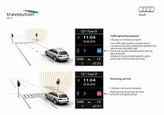 For Better Traffic Flow Communication Between Cars And