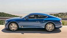 the new bentley continental gt revealed a very luxurious gt car monthlymale