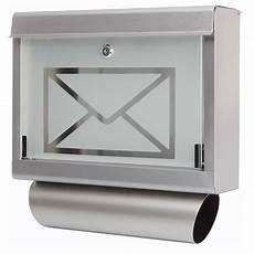 briefkasten mit zeitungsrolle briefkasten postkasten zeitungsfach nostalgie